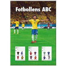 Fotbollens ABC 25pack