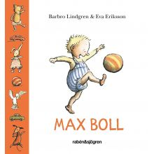 Max boll (hård)