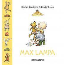 Max lampa hård