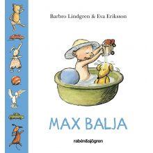 Max balja (hård)