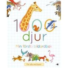 1000 djur Min stora bildordbok