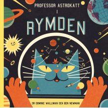 Professor Astrokatt i rymden
