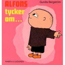 Alfons tycker om ...