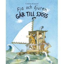 Fia och djuren går till sjöss