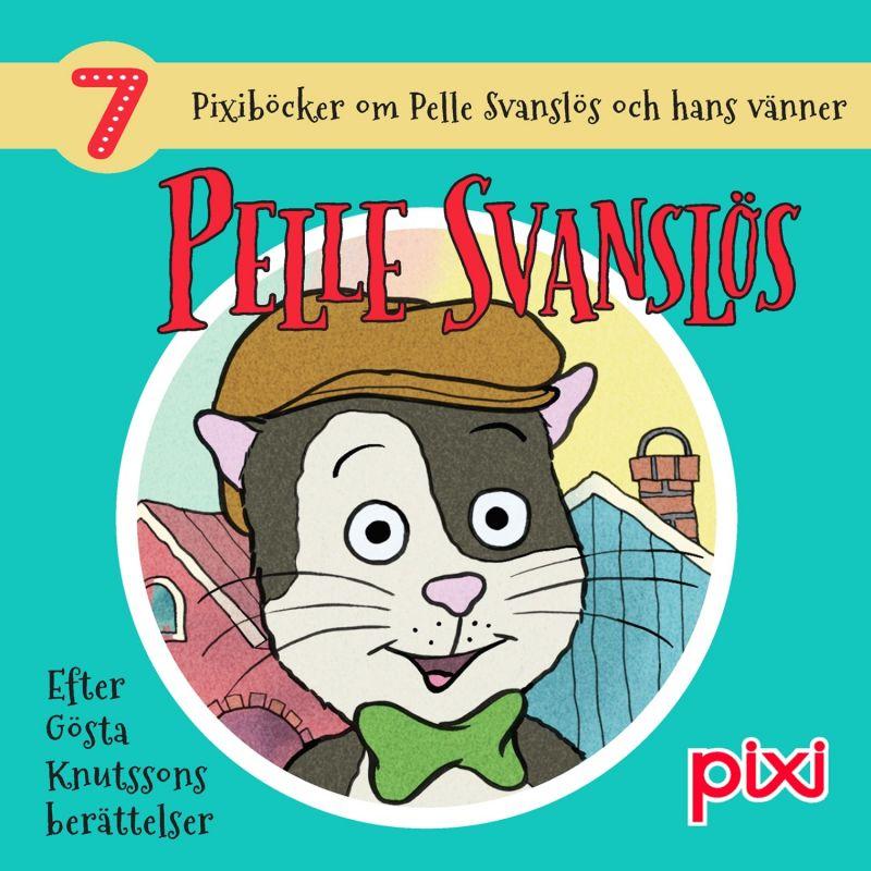 Pixibox - Pelle Svanslös