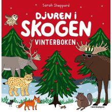 Djuren i skogen Vinterboken