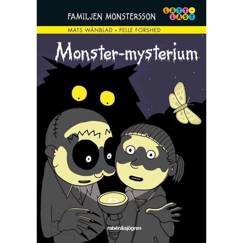 Monster-mysterium Fam. Monstersson