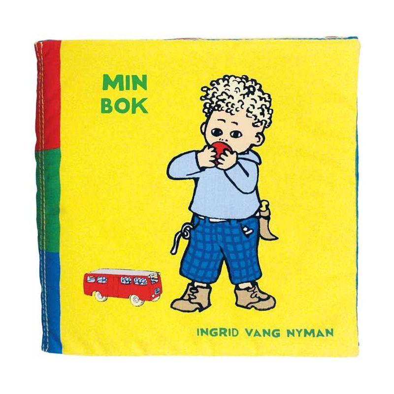 Min bok, pojke (tygbok)