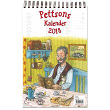 Pettsons kalender 2018