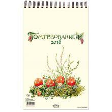 Tomtebobarnens kalender 2018