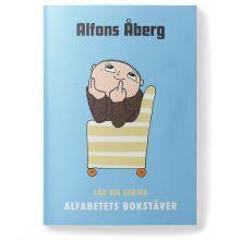 Alfons Åberg - Lär dig skriva Alfabetets bokstäver