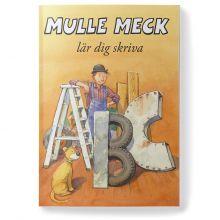 Mulle Meck lär dig skriva ABC