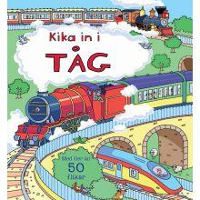 Kika in i tåg