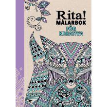 Rita! Målarbok för kreativa