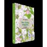 Den rofyllda trädgården målarbok