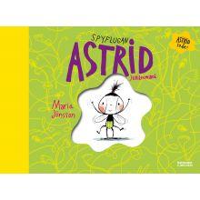 Spyflugan Astrid jubileumsbok