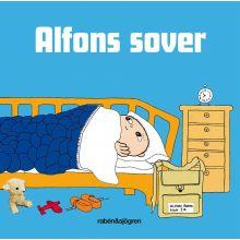 Alfons sover
