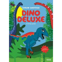 Dino Delux pysselbok