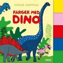 Färger med Dino