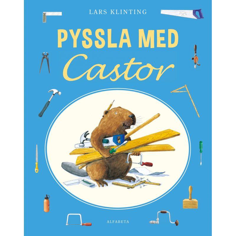 Pyssla med Castor