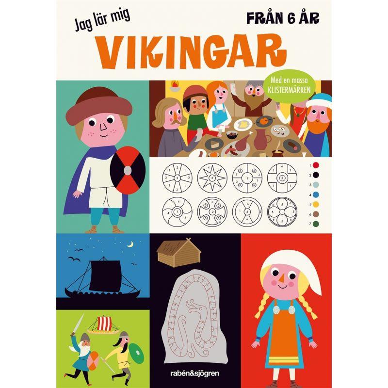 Jag lär mig Vikingar