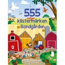 Bondgården 555 roliga klistermärken