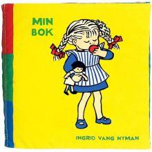 Min bok, Flicka (tygbok)
