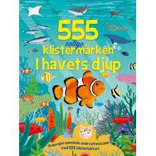 I havets djup 555 roliga klistermärken