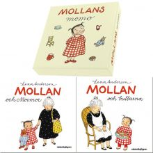 Mollans stora bokpaket