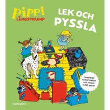 Lek och pyssla Pippi Långstrump