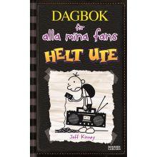 Helt ute Dagbok för alla mina fans