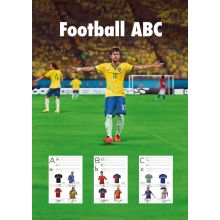 Football ABC Ebook demo