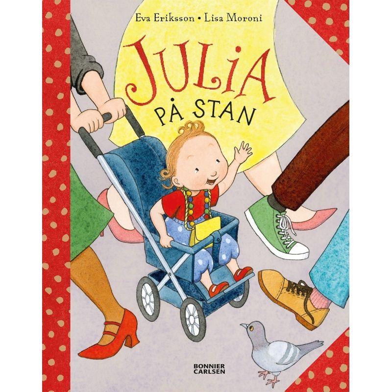 Julia på stan