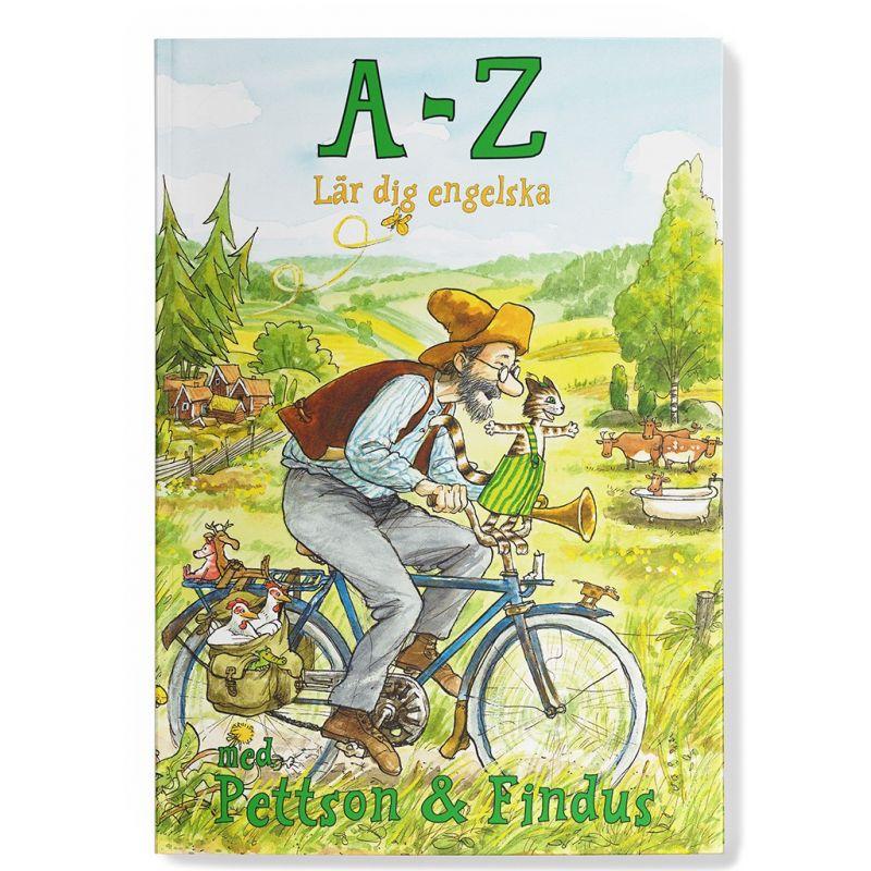 A-Z Lär dig Engelska med Pettson & Findus