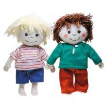 Totte och Emma dockor paket
