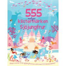 Sjöjungfrur 555 roliga klistermärken