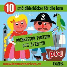 Prinsessor,pirater och äventyr