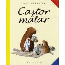 Castor målar (liten)