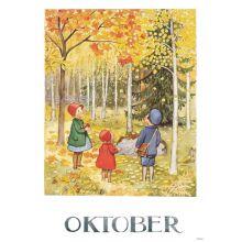 Månadsbild - Oktober, Beskow