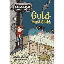Guldmysteriet LasseMajas Detektivbyrå