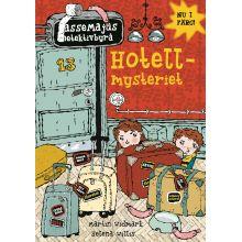 Hotellmysteriet LasseMajas Detektivbyrå