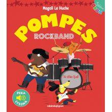 Pompes rockband