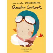 Amelia Earhart, små människor stora drömmar