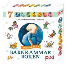 Pixibox Barnkammarboken