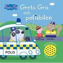 Greta Gris och polisbilen