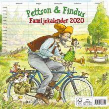 Pettson och Findus familjekalender 2020