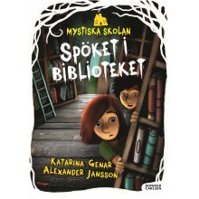 Spöket i biblioteket Mystiska skolan